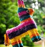 пиньята лошадка