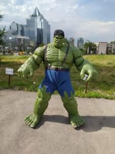 Hulk animator almaty