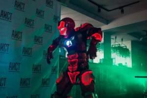 Iron Man animator