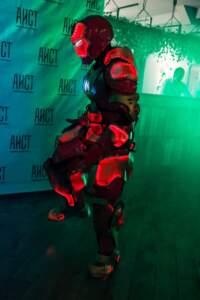 Iron Man v almaty