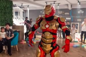 Iron Man almaty