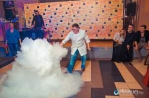 Азотное шоу в Алматы