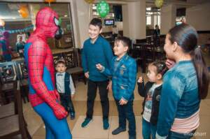 spider man almaty