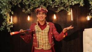 Фокусник клоун в Алматы
