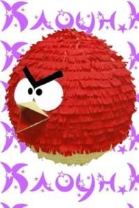 Пиньята Злая Птичка